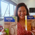 Receitas Nestlé traz pais de famosos para ensinarem ...