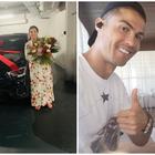 Cristiano Ronaldo surpreende a mãe com presente extravagante