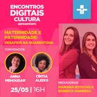 Maternidade e Paternidade na Quarentena: live da TV Cultura