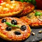 7 receitas de minipizza para um jantar rápido e apetitoso