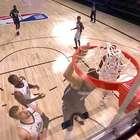 NBA - la jugada del día: Doncic asiste a Porzingis