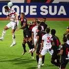 Irreconhecível, Flamengo perde por 3x0 para o Atlético-GO