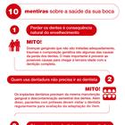 10 mentiras sobre a saúde da sua boca