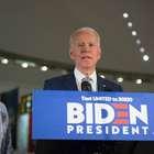 Biden dispara em pesquisa nacional e cresce em estados-chave