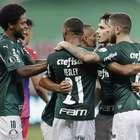 Palmeiras goleia Tigre e tem melhor campanha da Libertadores