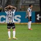 Atlético-MG empata com o Sport e perde chance de ser líder