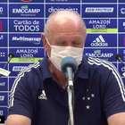 CRUZEIRO: Felipão vê situação difícil do time sendo ...