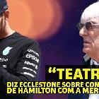 "Em Dia: ""Teatro"", diz Ecclestone sobre demora na ..."