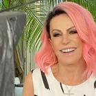 De cabelo rosa a dread: Veja os visuais de Ana Maria Braga