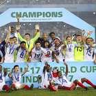 Inglaterra logo reinará no futebol