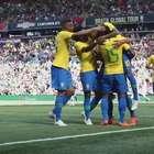 Brasil bate a Croácia por 2 a 0 em amistoso pré-Copa