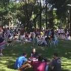 Rocão movimenta a praça do Country em Cascavel