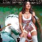 Show de Anitta leva 180 mil ao Viaduto do Chá