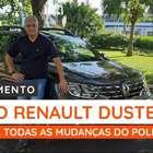 Novo Renault Duster ficou melhor do que parece