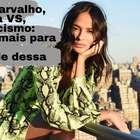 Gracie Carvalho, ex-top da Victoria's Secret, desabafa sobre racismo