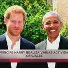 El Príncipe Harry y Obama conversaron sobre el ataque en ...