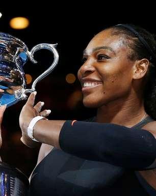 Serena desiste de defender o título no Aberto da Austrália
