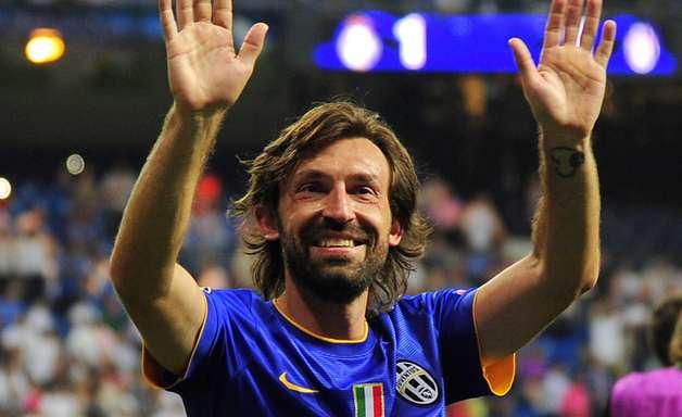Após 4 anos na Juventus, Pirlo fecha com o New York City
