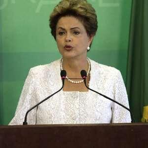 Otimista sobre vetos, Dilma diz que vê