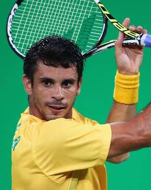 Dupla de Rogerinho cai nas quartas de Roland Garros
