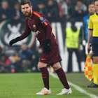 Messi começa no banco, Barça segura Juve e garante 1º lugar