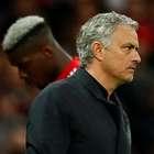 Pogba faz publicação logo após demissão de Mourinho e apaga