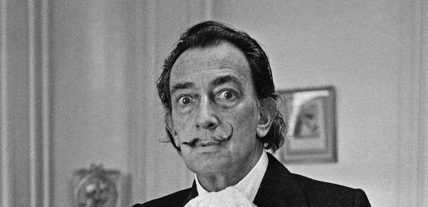 Justiça ordena exumação de S. Dalí para teste de paternidade
