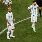 Secar Islândia, golear Nigéria: veja o que salva a Argentina