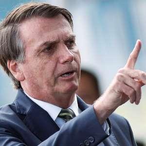 Bolsonaro diz que vai recorrer de decisão sobre isolamento