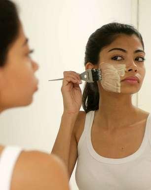 Máscara anti-brilho reduz oleosidade; aprenda a fazer