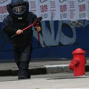 SP: suspeita de bomba interdita avenida Paulista por 3 horas