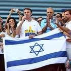 Judeus reclamam do uso de símbolos por Bolsonaro