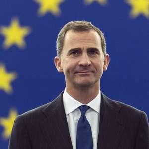 Felipe VI dice que la UE