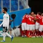 Rússia resolve, vence o Egito e fica muito perto das oitavas