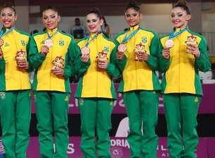 Brasil leva 3 medalhas de bronze e mantém 4ª lugar no Pan