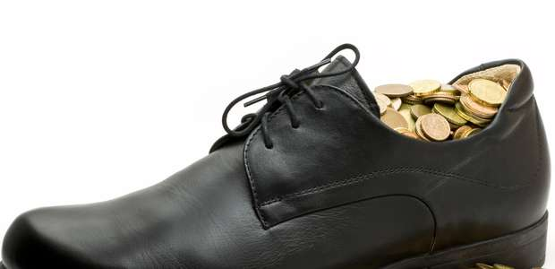 Rituales de Año Nuevo: Monedas en el zapato atraen el dinero