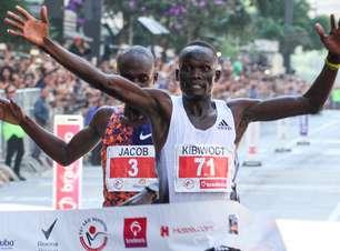 Queniano vence São Silvestre com ultrapassagem emocionante no final