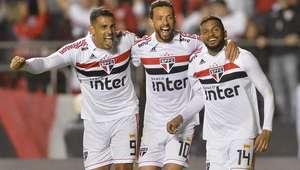 São Paulo e Palmeiras têm a mesma chance de título