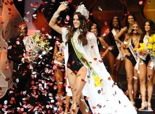 """""""Em casa"""", representante do Ceará é eleita Miss Brasil 2014"""