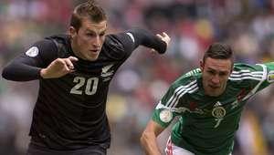 México ya vivió una derrota de 4-0 con Nueva Zelanda de ...