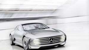 Conoce el Mercedes-Benz IAA, un prototipo para el futuro
