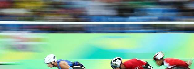Controle de doping é igual para olímpicos e paralímpicos