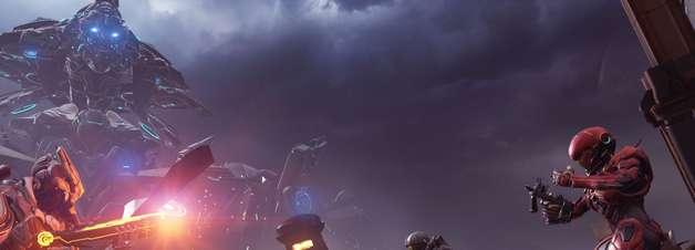 """Saiba por que o """"Halo 5"""" não tem """"multiplayer"""" local"""