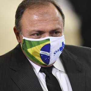 Estoques de hidroxicloroquina estão zerados, diz Pazuello