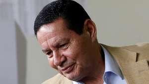 Mourão convoca e cancela entrevista; PRTB não informa motivo