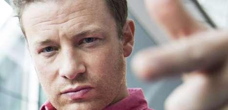 Jamie Oliver diz que ser saudável é considerado algo chique