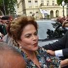 Dilma defende Lula em ato de mulheres em Porto Alegre