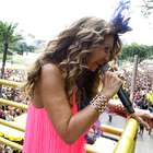 Carnaval: Elba Ramalho leva foliões ao Ibirapuera em SP