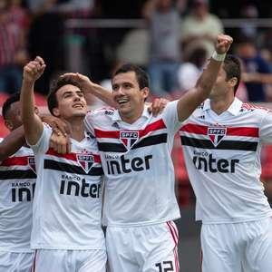 Garotos de Cotia brilham, e São Paulo vence Ituano por 2 a 1
