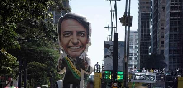 Manifestações pró-governo ocorrem em ao menos 59 cidades